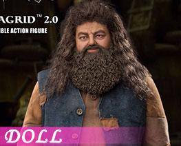 DL2380 1/6 Rubeus Hagrid (DOLL)
