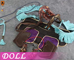 DL4321 1/6 Japanese Harness C (DOLL)