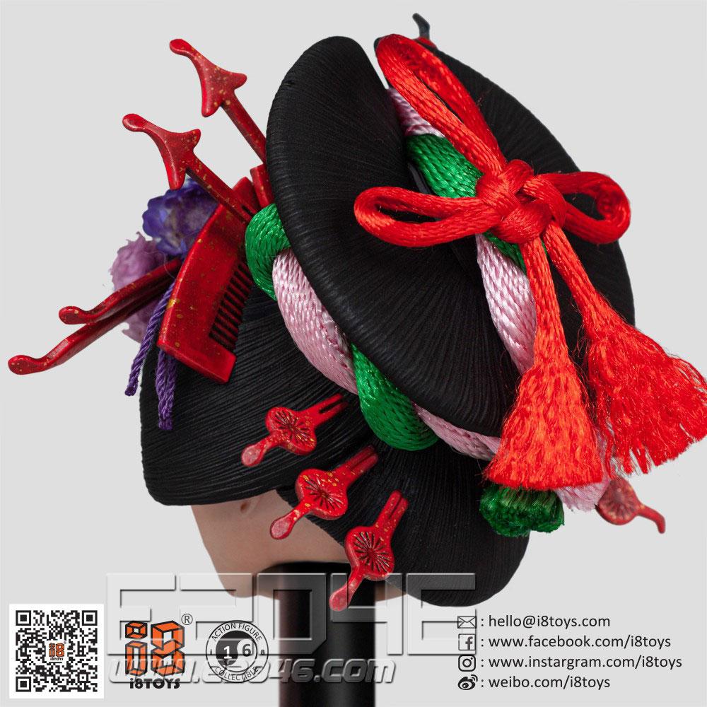OiranIchiya Clothing Set B (DOLL)