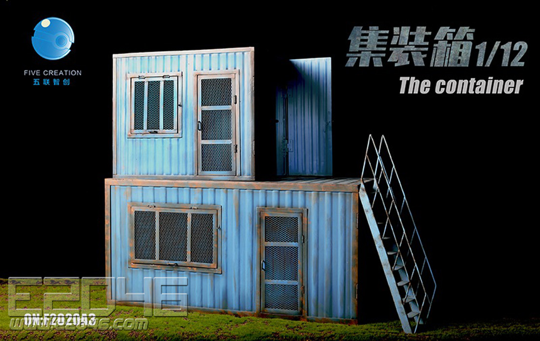Container Cabin C (DOLL)