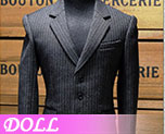 DL0669 1/6 Men's striped suit A (Doll)