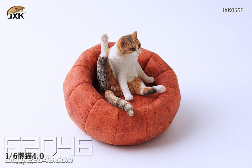 懒猫 E (人偶)