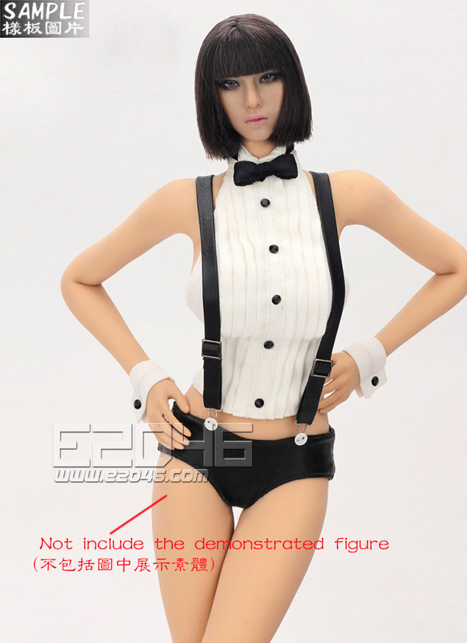 Strap shorts suit A without Body (Doll)