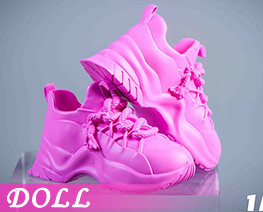 DL4795 1/6 Daddy Shoes H (DOLL)