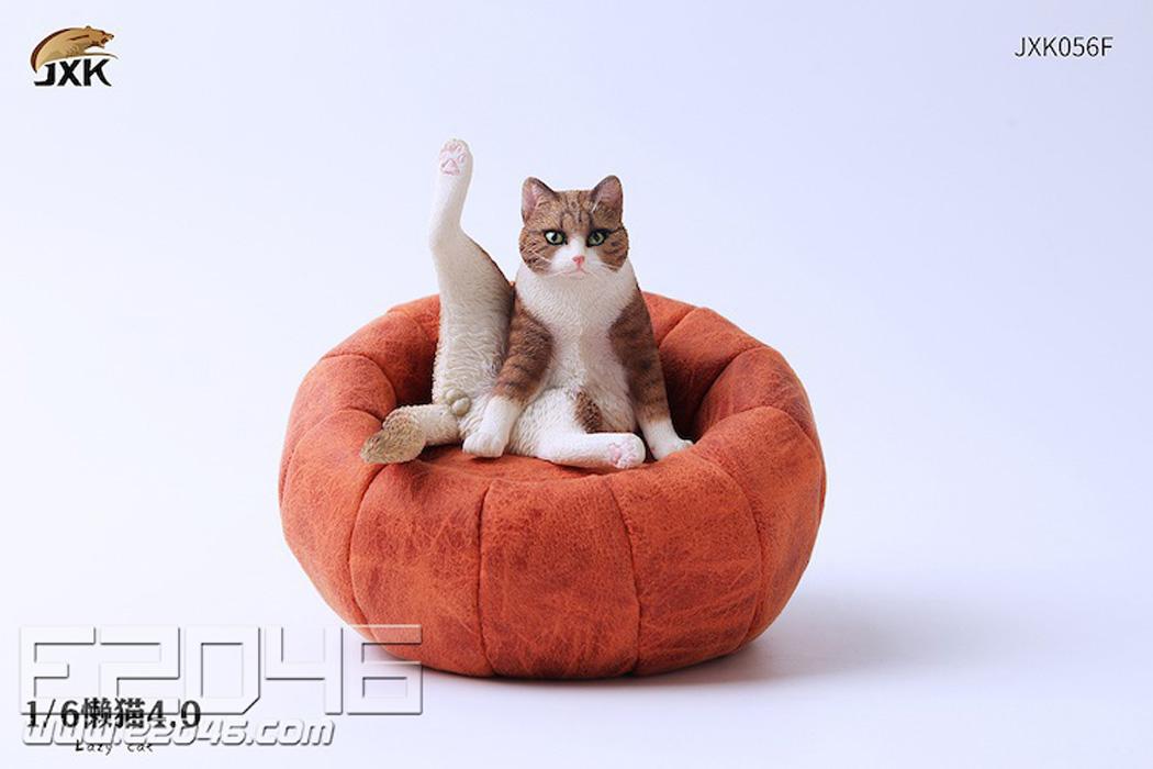 Lazy Cat F (DOLL)