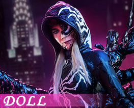 DL3372 1/6 Queen of the Dark Spider Deluxe Version (DOLL)
