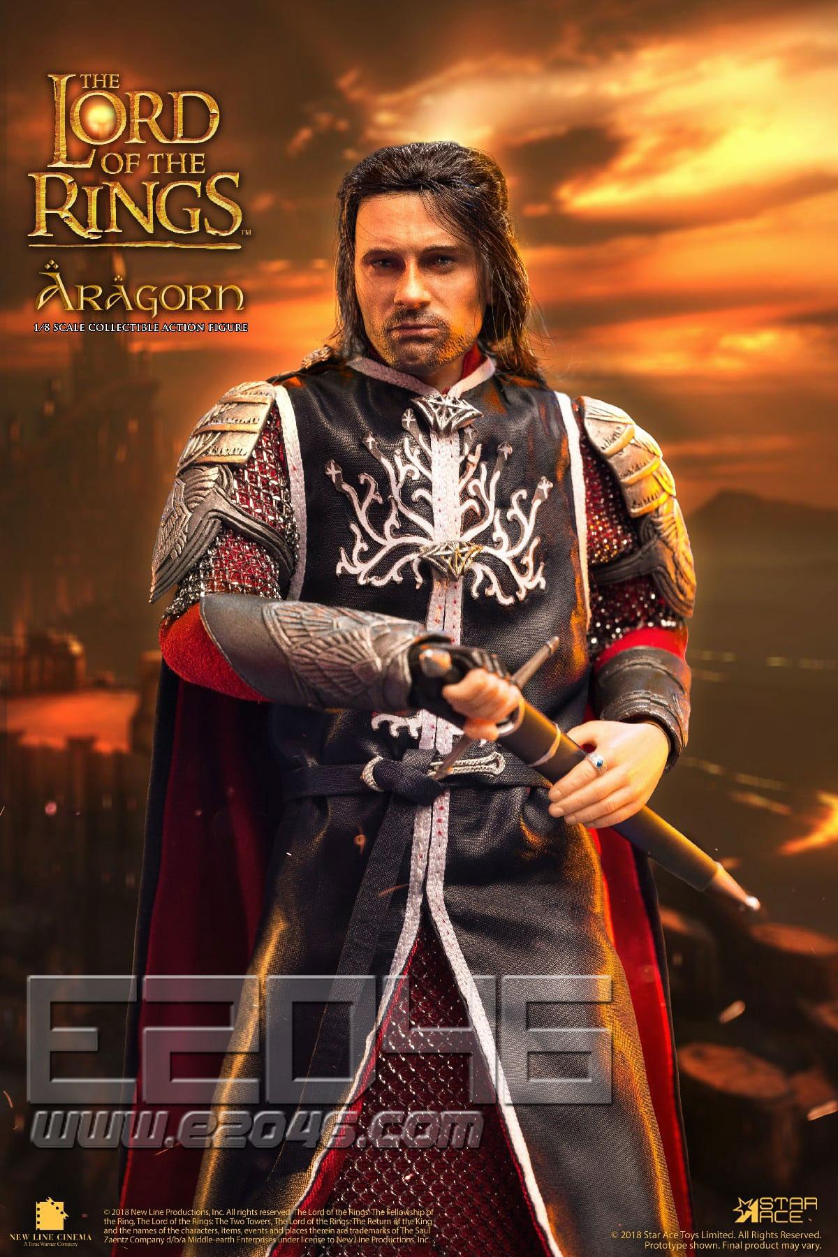 Aragorn Standard Version (DOLL)