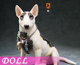 DL3912 1/6 Tattoo Bull Terrier E (DOLL)
