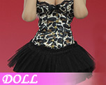 DL0396 1/6 Sexy Basque corset Dress D (Dolls)
