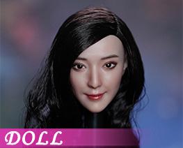 DL5027 1/6 女头雕 A (人偶)