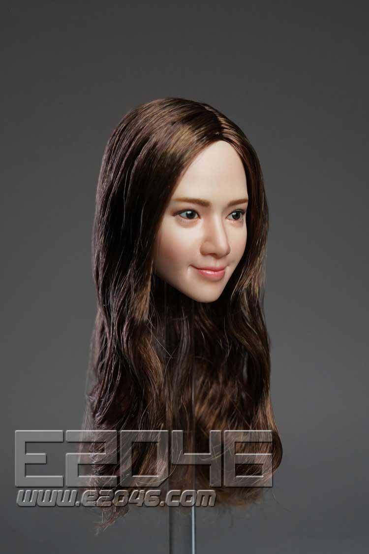 Female head B (DOLL)