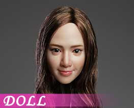 DL1670 1/6 Female head B (DOLL)