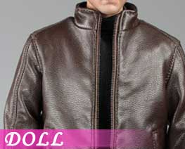 DL1536 1/6 Leather jacket B (DOLL)