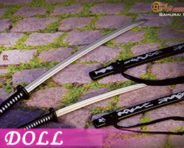 DL2385 1/6 Samurai Sword C (DOLL)