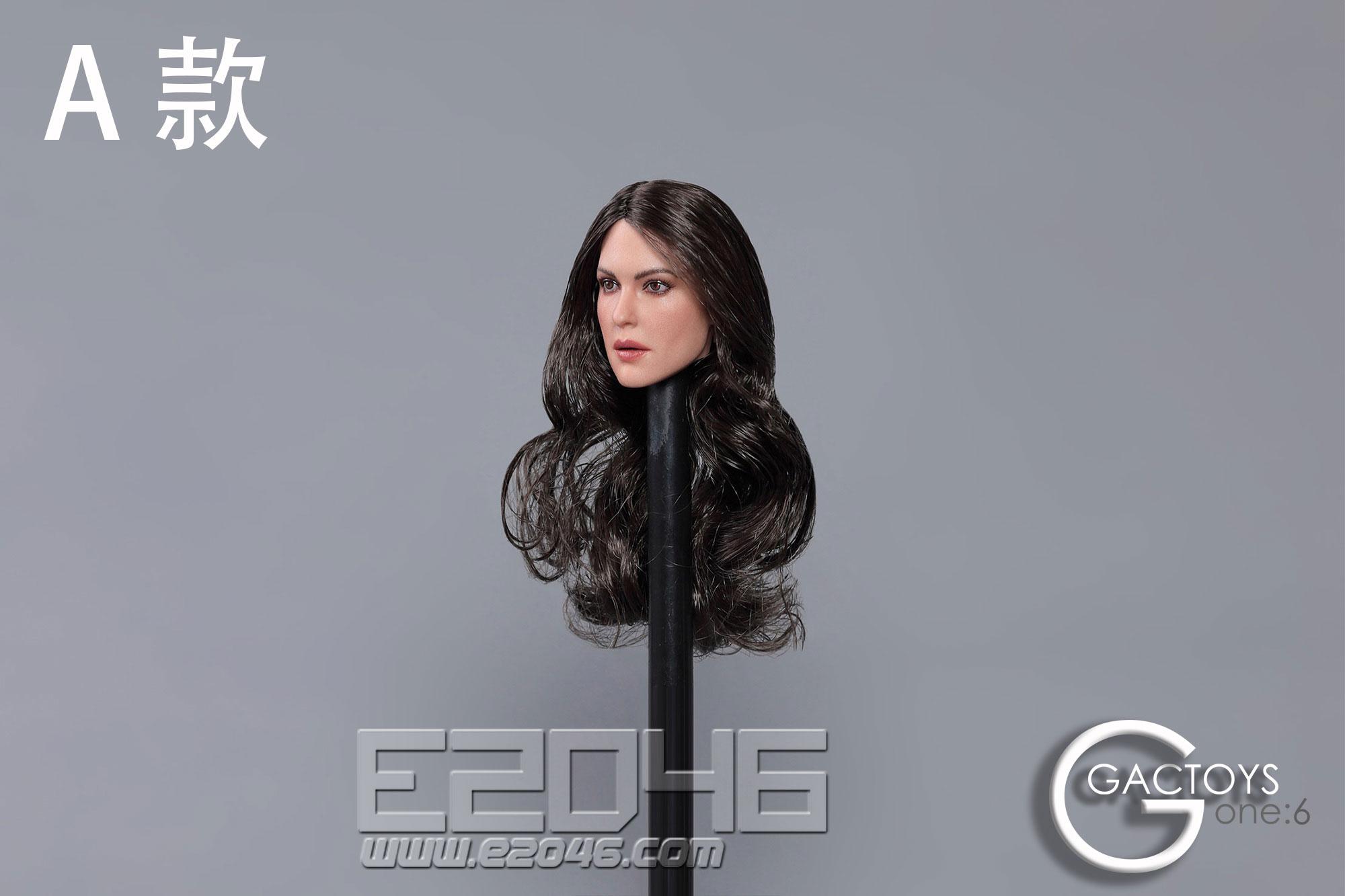 Italian Sexy Actress Head A (DOLL)