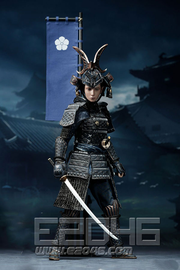 Butterfly Helmet Female Warrior Old Color Armor Luxury Ver (DOLL)