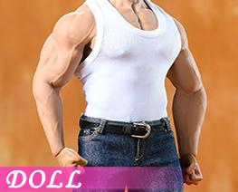 DL3975 1/6 Sports Vest Jeans Suit A (DOLL)