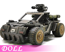 DL2575 1/25 Wild Rhinoceros Assault Reconnaissance Vehicle (DOLL)