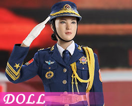 DL2650 1/6 Air Force Female Soldier (DOLL)