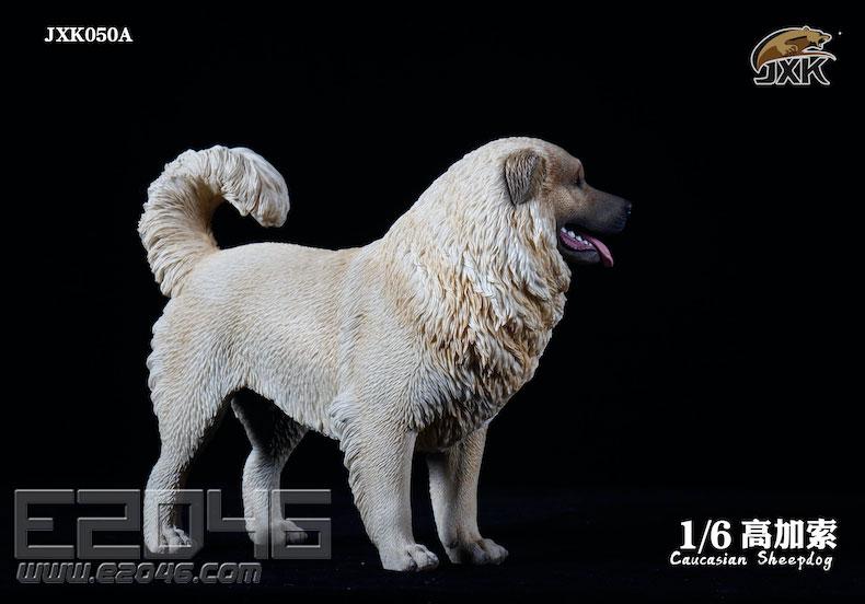 Caucasian Shepherd A (DOLL)