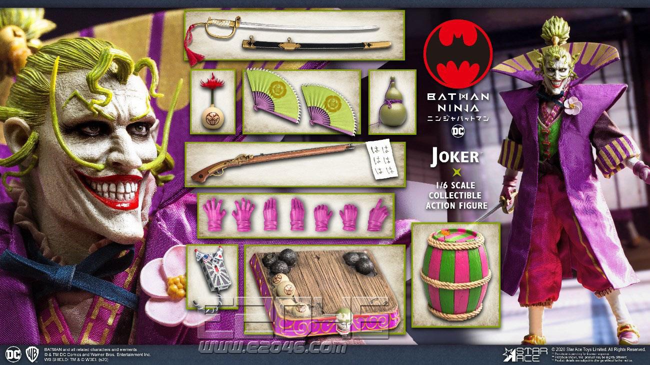 Lord Joker DX Version (DOLL)