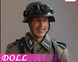 DL1956 1/12 WWII SS Panzergrenadier (DOLL)