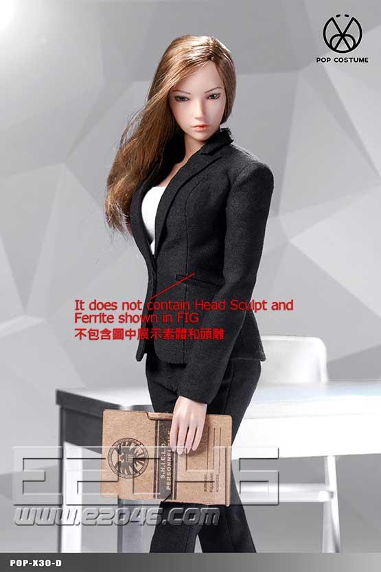 Female Suit Pants Version D (DOLL)