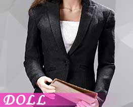DL2342 1/6 Female Suit Pants Version D (DOLL)