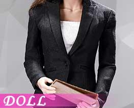 DL2342 1/6 Female Suit Pants Version D (DOLL)