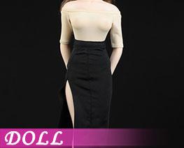 DL3205 1/6 Womens Dress Suit 2.0 D (DOLL)