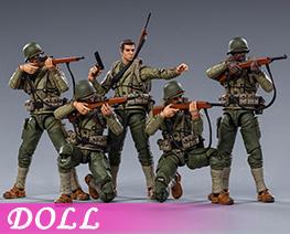 DL4187 1/18 U.S. Marine Corps Of World War II (DOLL)