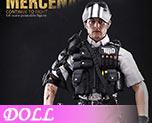 DL0769 1/6 Masked mercenaries (Doll)