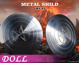 DL3220 1/6 Metal Shield A (DOLL)