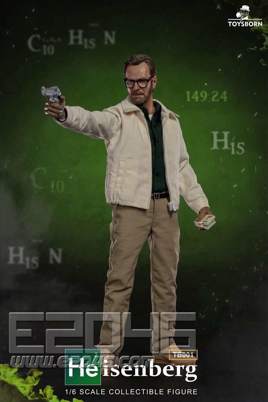 Heisenberg White (DOLL)