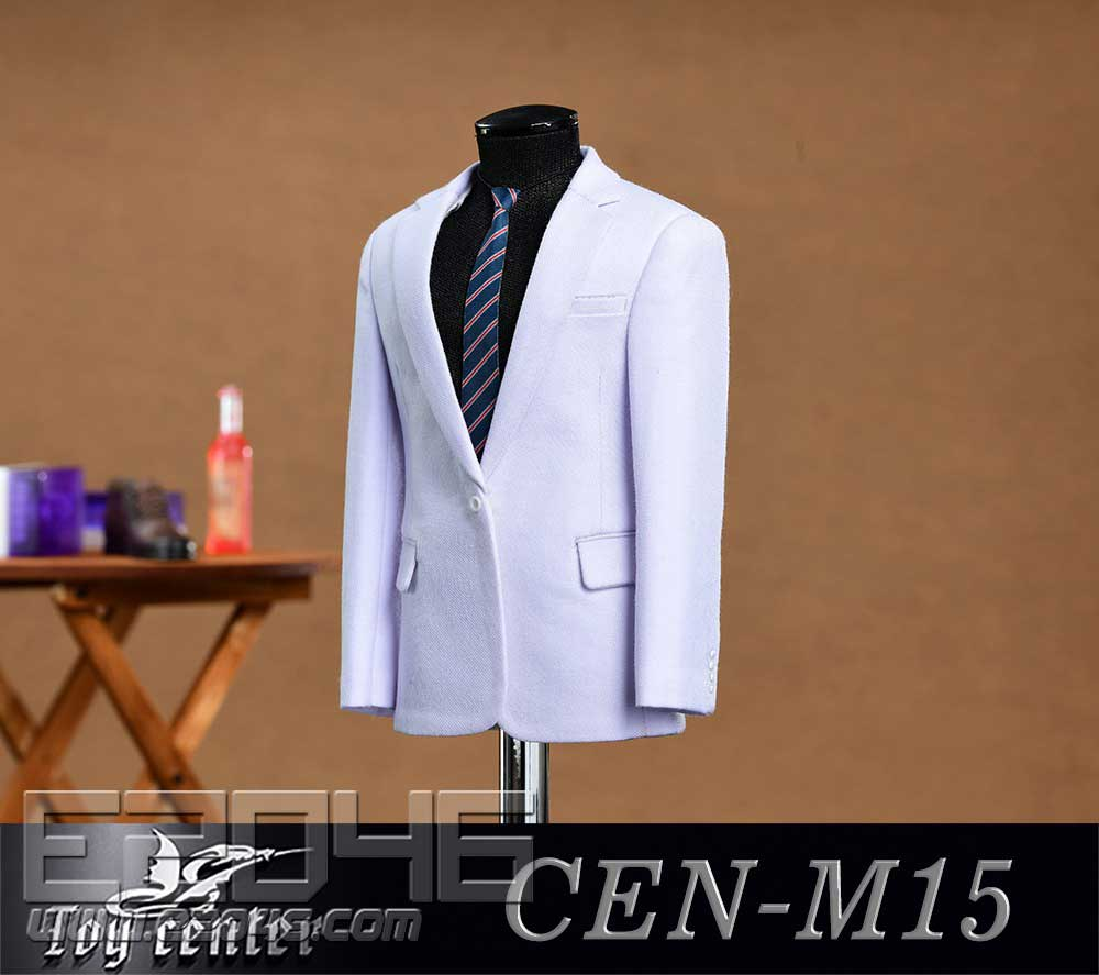 White Casual Suit (DOLL)