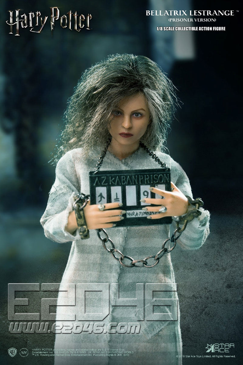 Bellatrix Lestrange Prisoner (DOLL)