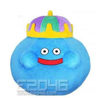 Smile Slime Plush King Slime L (DOLL)