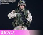 DL0684  Grenadier 75th Ranger (Doll)