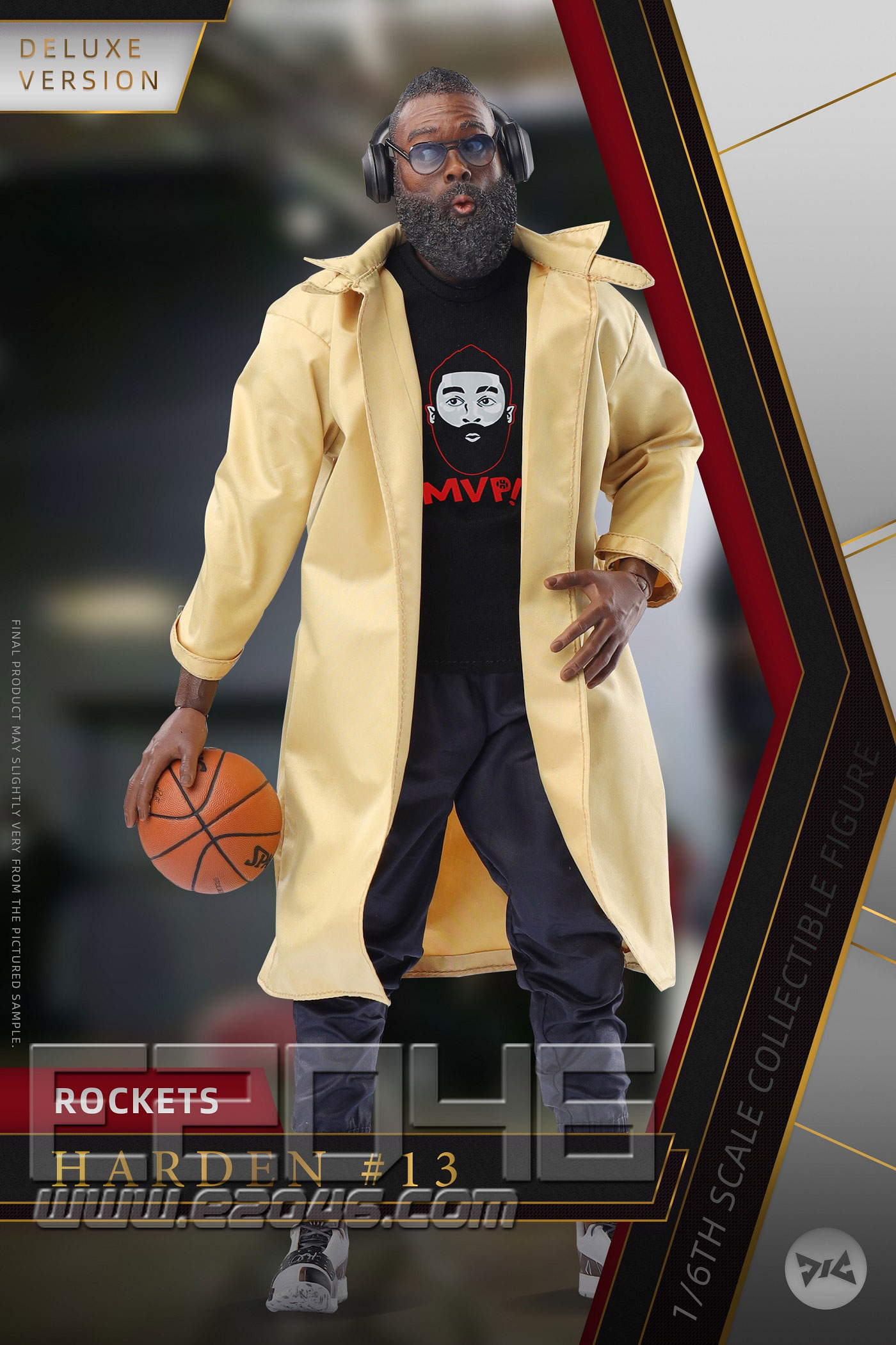 Harden Deluxe Edition (DOLL)