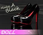 DL0577 1/6 Women's High Heel Shoes A (Doll)