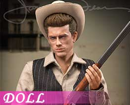 DL3753 1/6 James Dean Cowboy Version (DOLL)