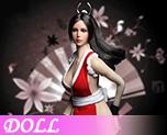 DL1047 1/6 Fighting Goddess B (Doll)