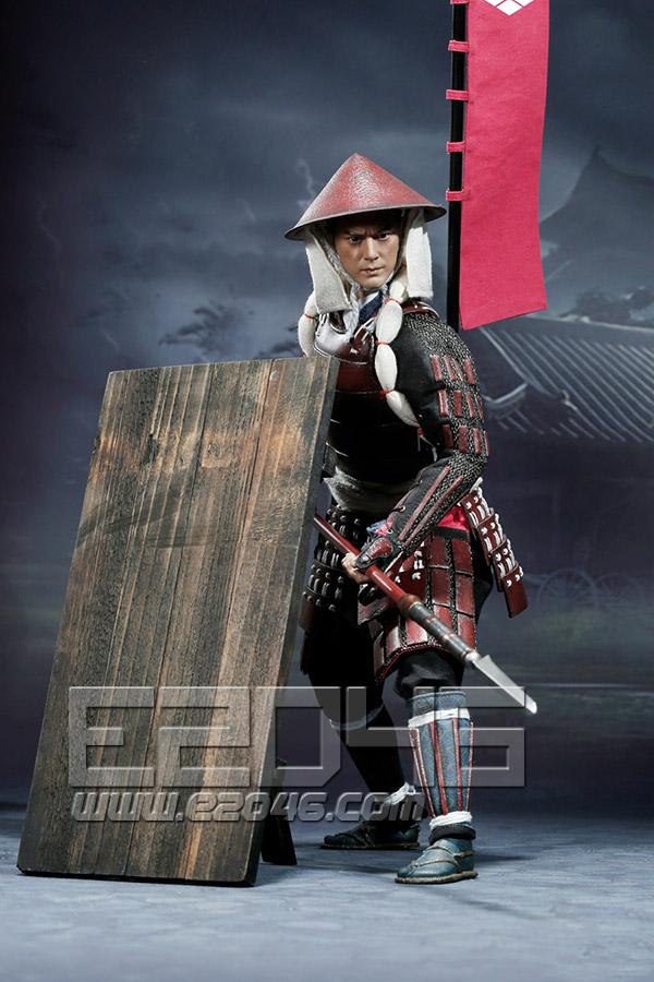 Ashigaru Spear Deluxe version (DOLL)