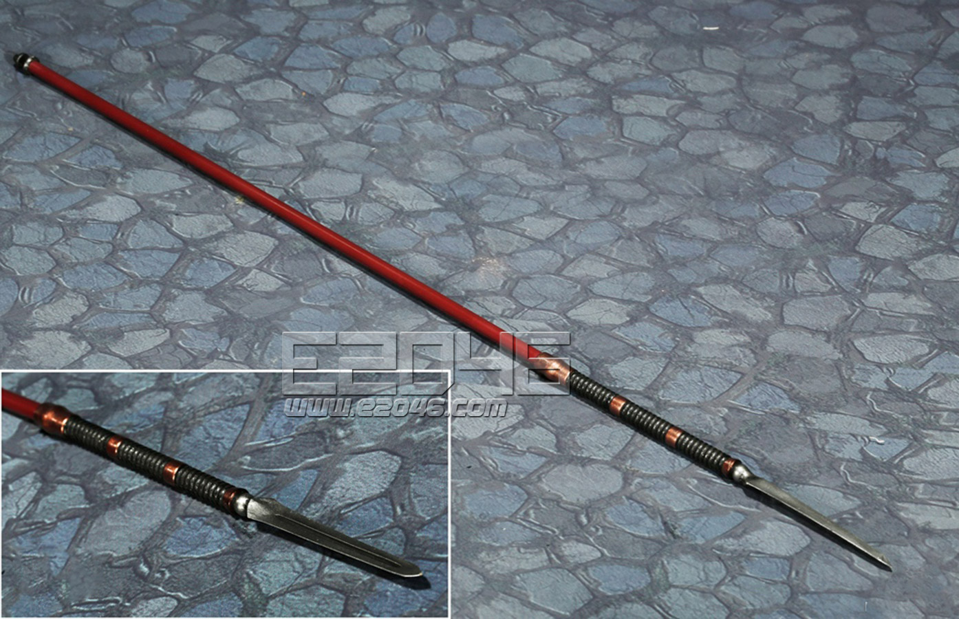 Ashigaru Spear Deluxe version (DOLL)