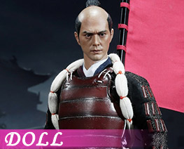 DL1408 1/6 Ashigaru Spear Deluxe version (DOLL)