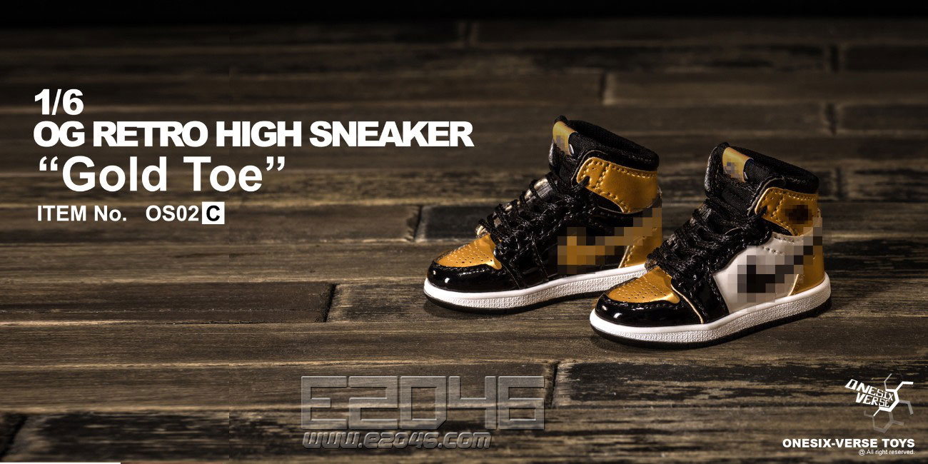 OG Retro High Sneaker Serise C (DOLL)