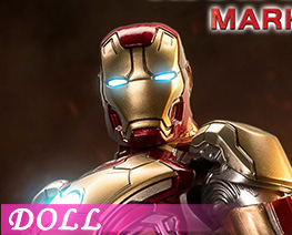 DL4561  Iron Man MK42 (DOLL)