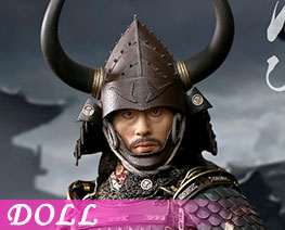 DL4310 1/6 Warrior Samurai Oshi Deluxe Version (DOLL)