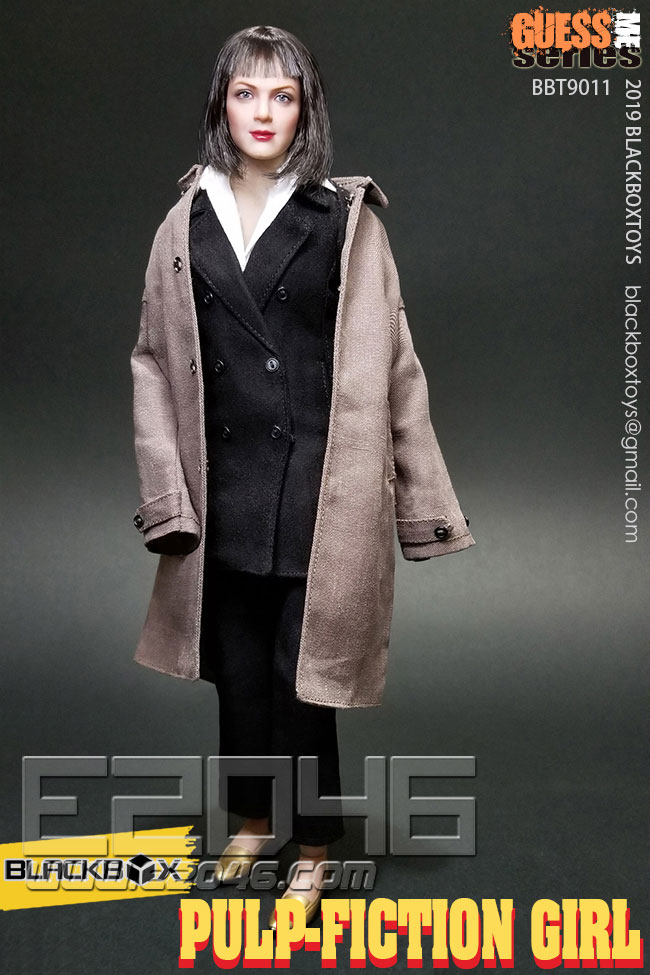 Pulpfiction Girl (DOLL)