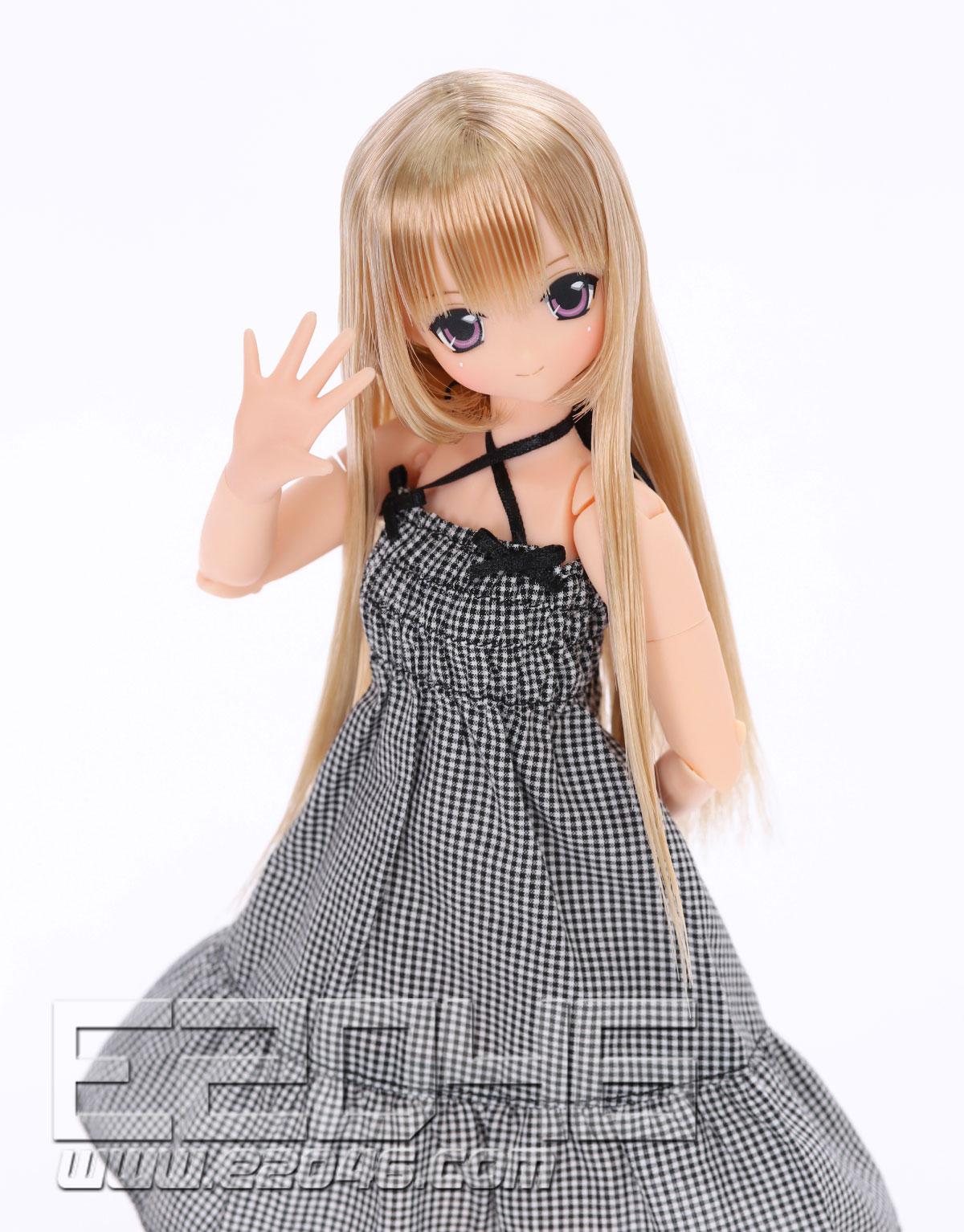 Lycee  Blonde Hair Version (DOLL)